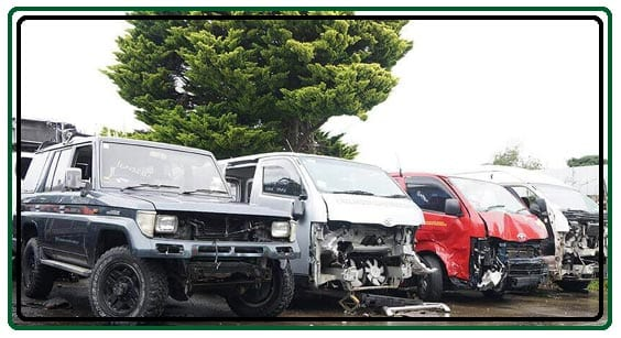 4wd Car Wreckers
