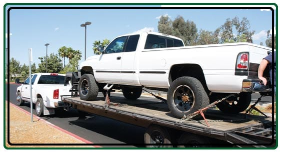 Scrap Four Wheel Drives Removal